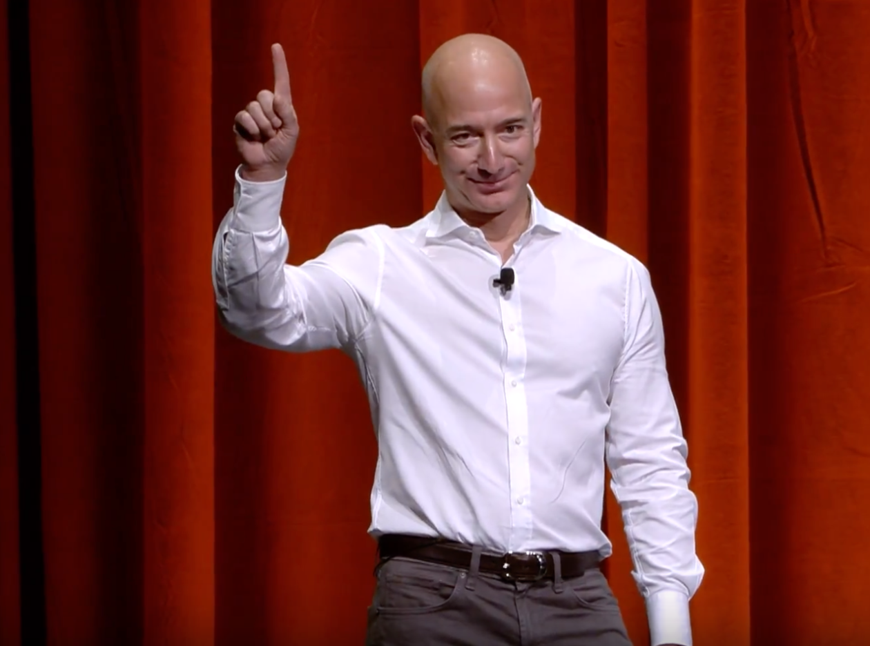 'You Are Jeff Bezos' game lets you spend the Amazon CEO's billions — and it's not that easy