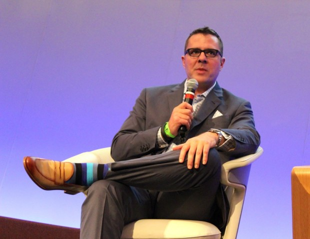 Former Urban Airship CEO and Odava co-founder Scott Kveton.