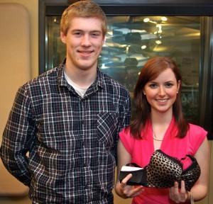 Kyle and Mariah