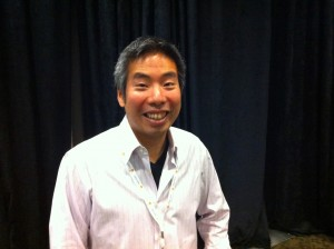 Angel investor Andy Liu