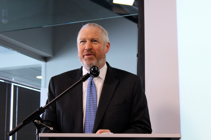 Former Seattle Mayor Mike McGinn.