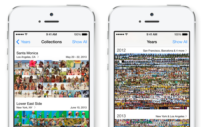 Sherlocked! Apple's iOS 7 Photos app gives indie developer a taste of tradition