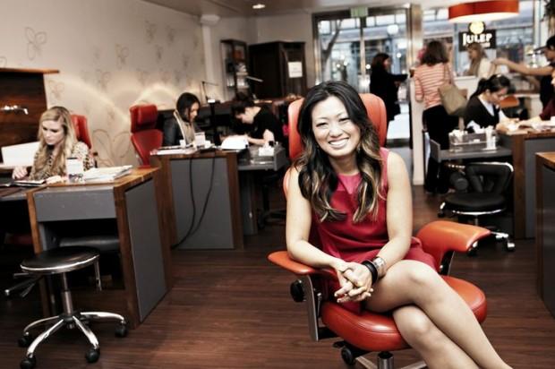 Julep CEO Jane Park