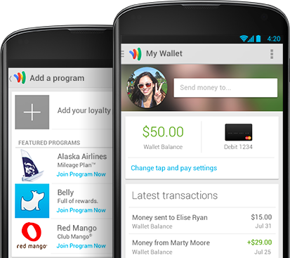Google Wallet now available for all Android phones, NFC