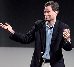 David Pogue. Photo via Wikipedia