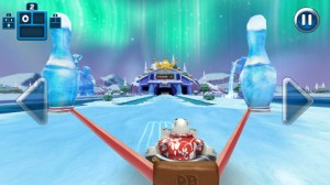 Polar Bowler 1st Frame, Wild Tangent's first title, has received rave reviews from users.