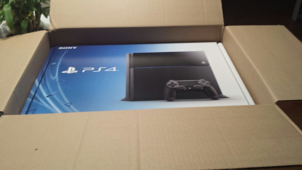ps4amazonshipping