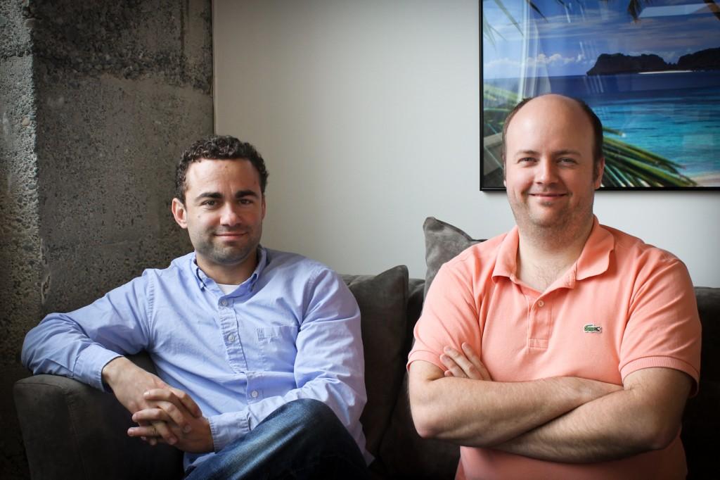 Matt Oppenheimer and Josh Hug of Remitly
