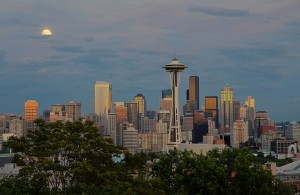seattle-supermoon