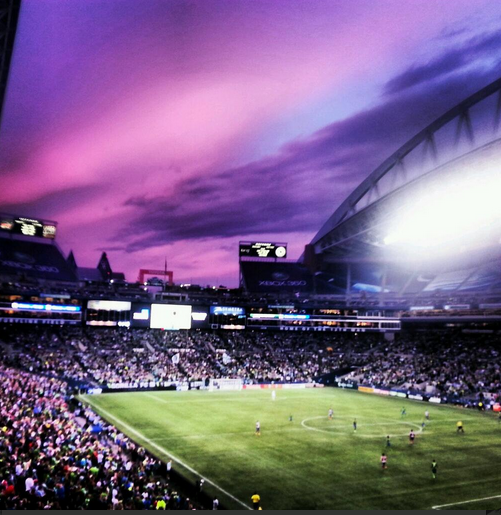 sounderssunset