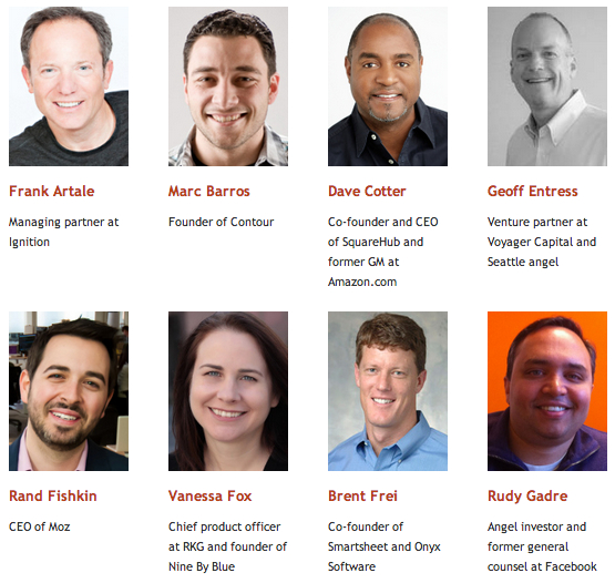 A great list of speakers in store for Startup Day