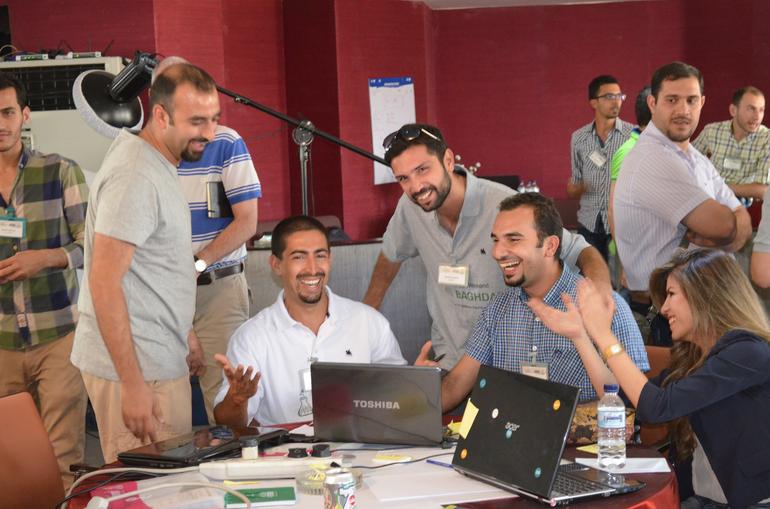 startupweekendbaghdad1