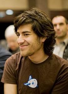 Aaron Swartz. Photo via Wikipedia