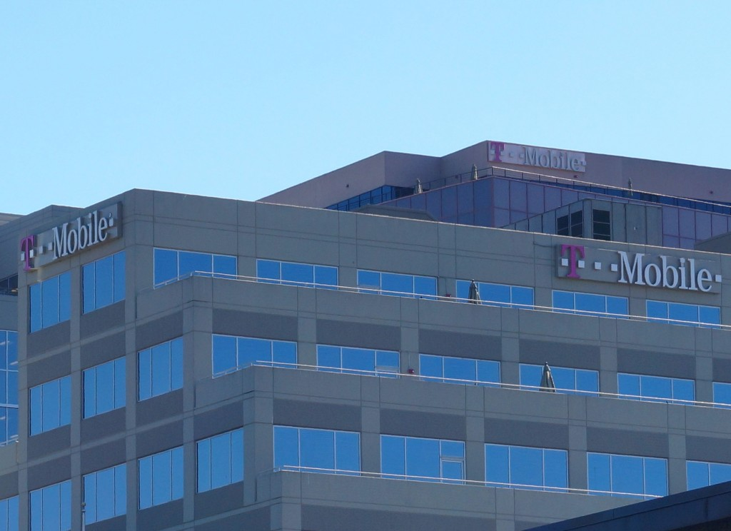 T-Mobile's headquarters in Bellevue