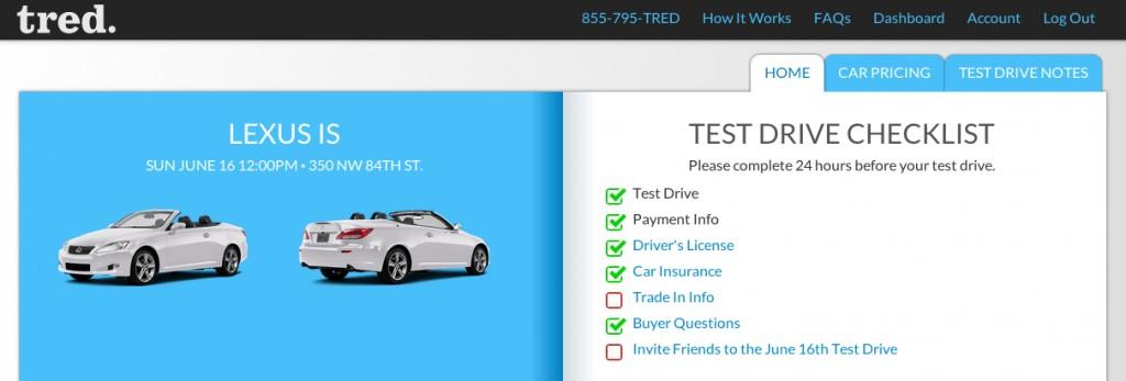 tred-test