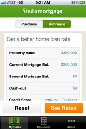 Following in Zillow's path, Trulia unveils mortgage center