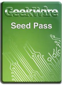 GeekWire Seed Pass