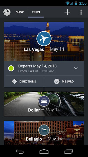 Personal travel assistant: Expedia updates mobile app with real-time itinerary
