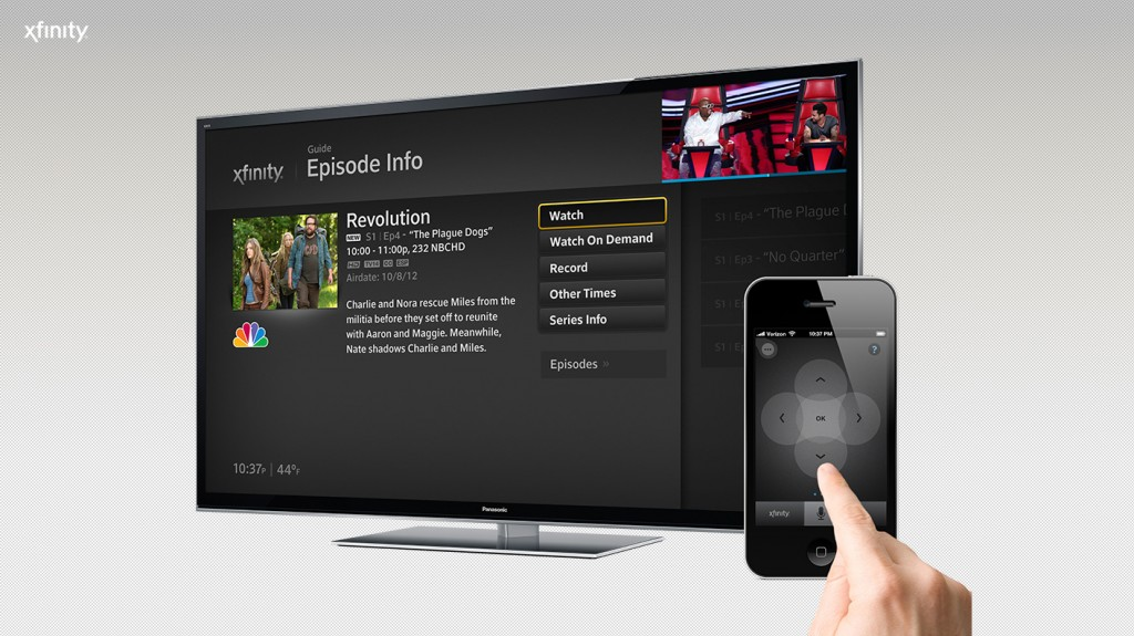 radio google chromecast xfinity x and what s next for x1 option