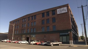 Zulily's former HQ in Seattle's Sodo neighborhood.