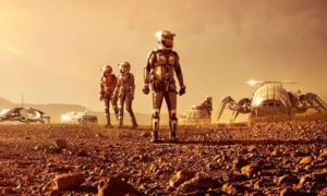 "National Geographic ""Mars"" miniseries"
