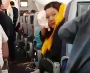 Aeroflot 777 turbulence