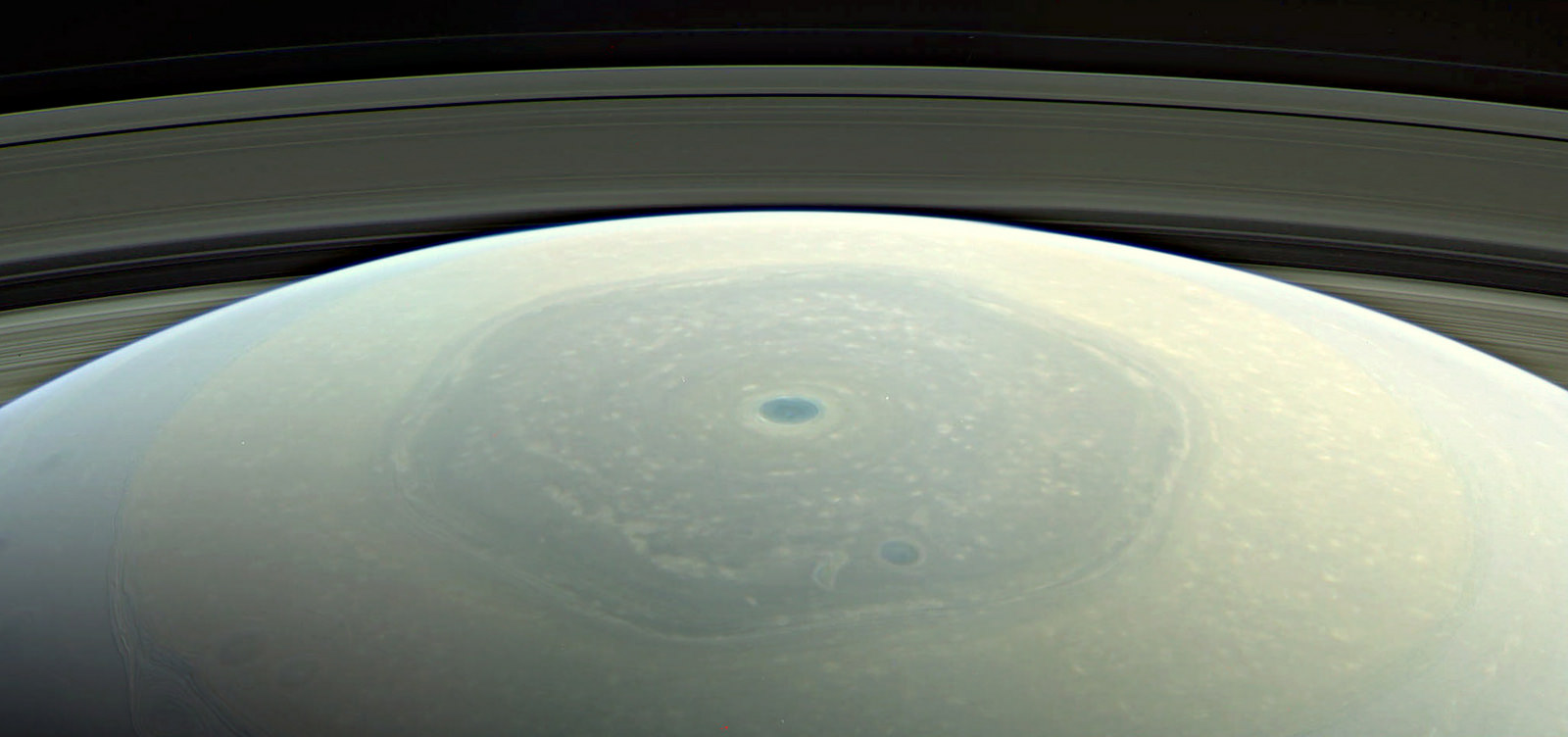 Listen To The Sound Of Silence As Cassini Crosses Saturn S