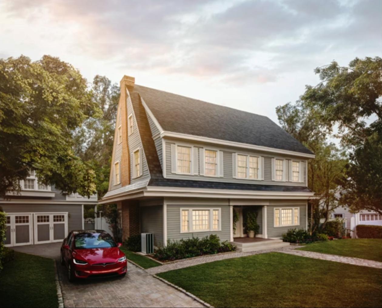 Elon Musk S Tesla Starts Taking Orders For Solar Glass
