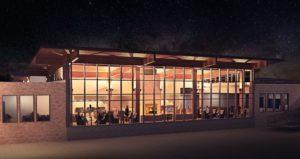 Paine Field passenger terminal