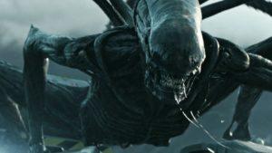 """""""Alien: Covenant"""" monster"""