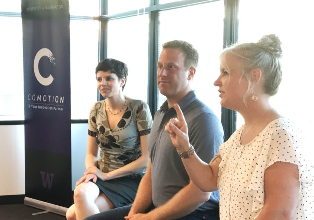 Food frontier panel at CoMotion