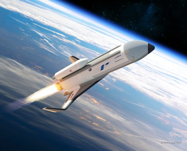 Farewell, Phantom Express: Boeing is pulling out of DARPA space plane program