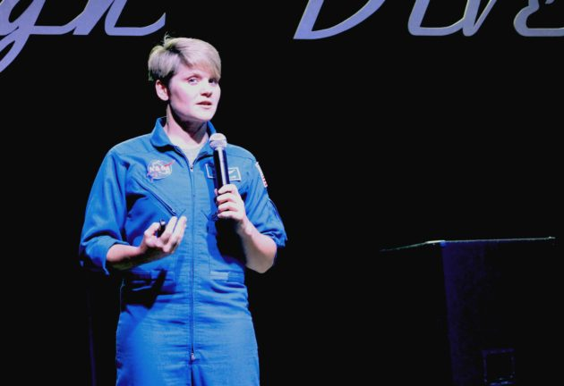 Nerd Nite meets NASA – and sparks memories for astronaut – GeekWire