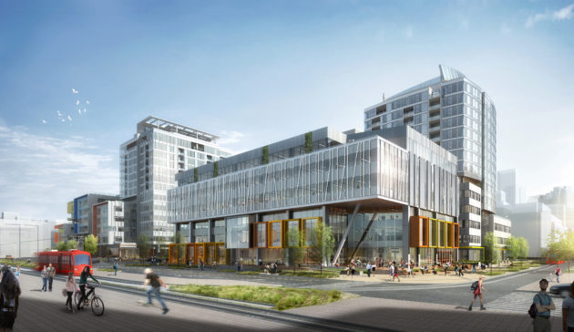 Google exec: New Seattle building 'is going to be basically