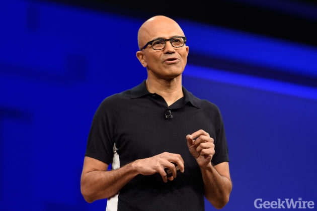 AI now a 'top priority' for Microsoft