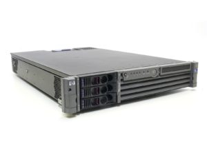 HP Integrity Itanium server