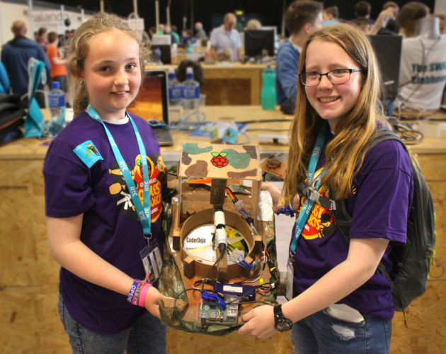 CoderDojo and Raspberry Pi team up to turn kids into engineers