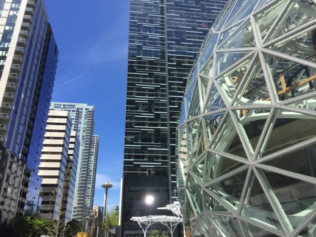 Building Permit Analysis Sheds Light On How Much Amazon