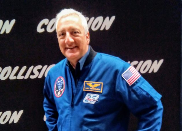 Interview: Astronaut Mike Massimino looks back at Hubble – and looks ahead to space tourism
