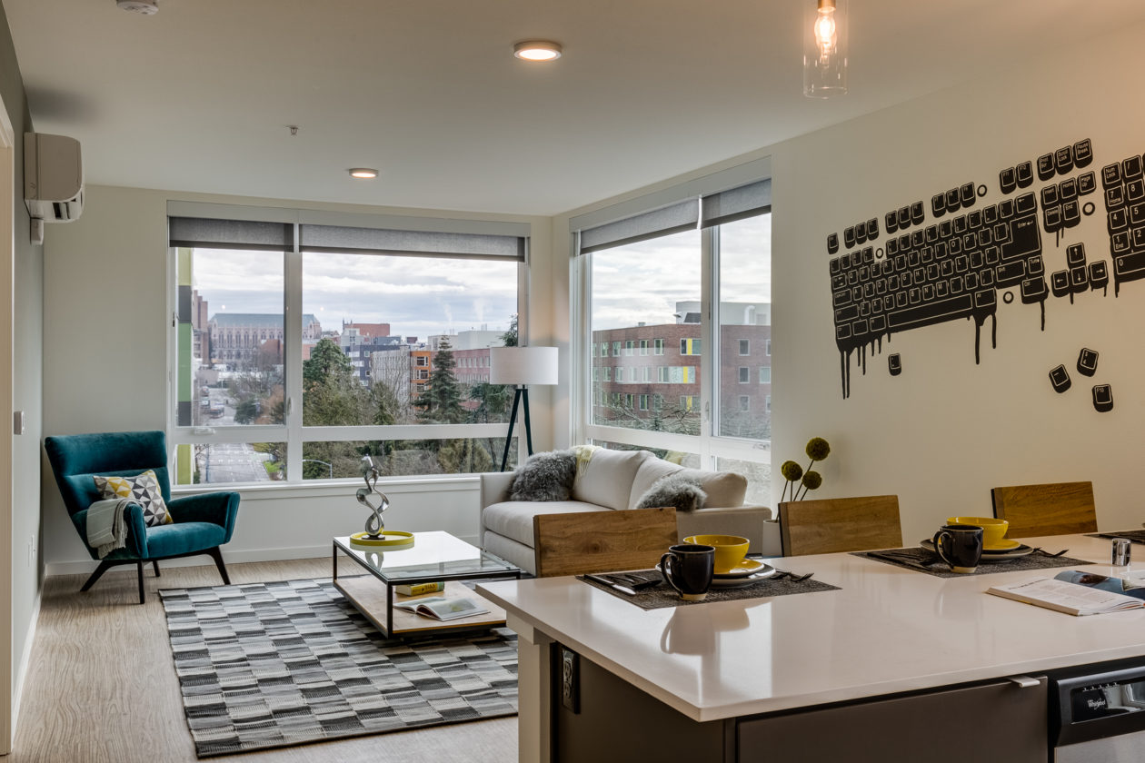 New Seattle Apartment Building Has Ties Back To Paul Allen