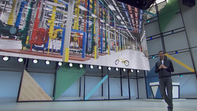 Google I/O conference opens, product announcements expected