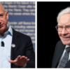 Jeff Bezos, Warren Buffett