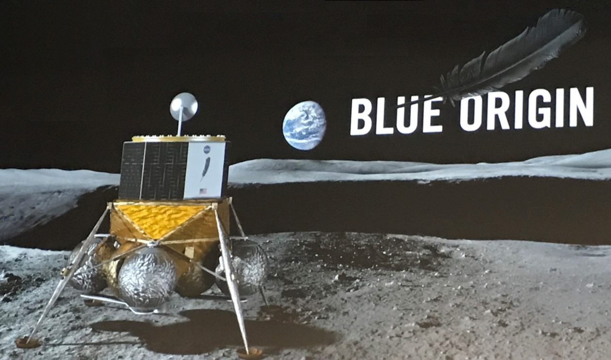 800dbc107eaa0 Jeff Bezos sets Blue Origin s sights on building a city on the moon ...