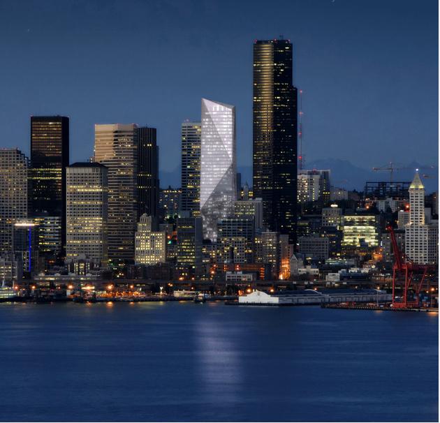 Buildings Under Construction Seattle