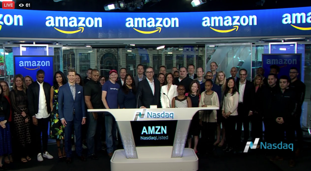 20 Years After Amazon Ipo Here S What A 1 000 Investment Would Be Worth Today Geekwire