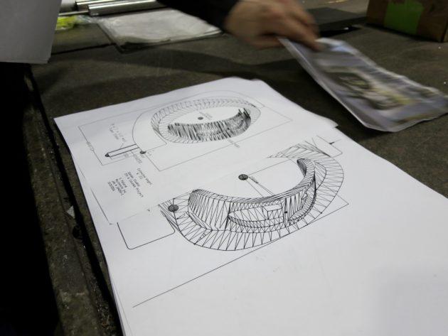 Steve Pollard drawings