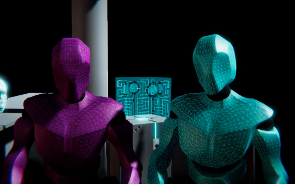 Seattle designers seek $50K on Kickstarter to build Spektra, an interactive VR experience room