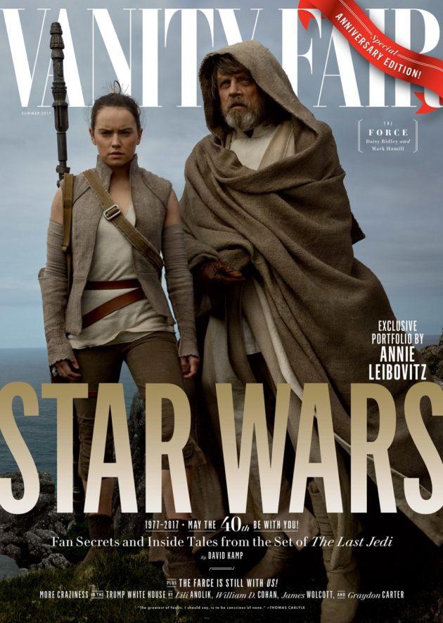 The Last Jedi Vanity Fair
