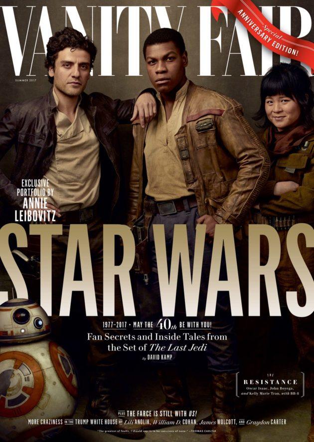Vanity Fair The Last Jedi