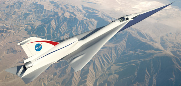 NASA and Honeywell boost supersonic flight by tackling sonic boom problem